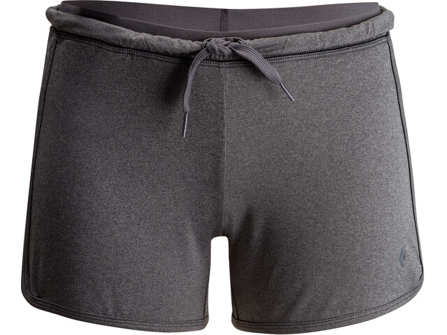 Black Diamond W's Solitude Shorts Slate